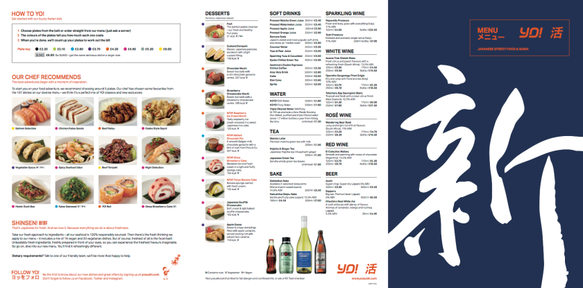 YSU2342 UK Core Standard menu - final